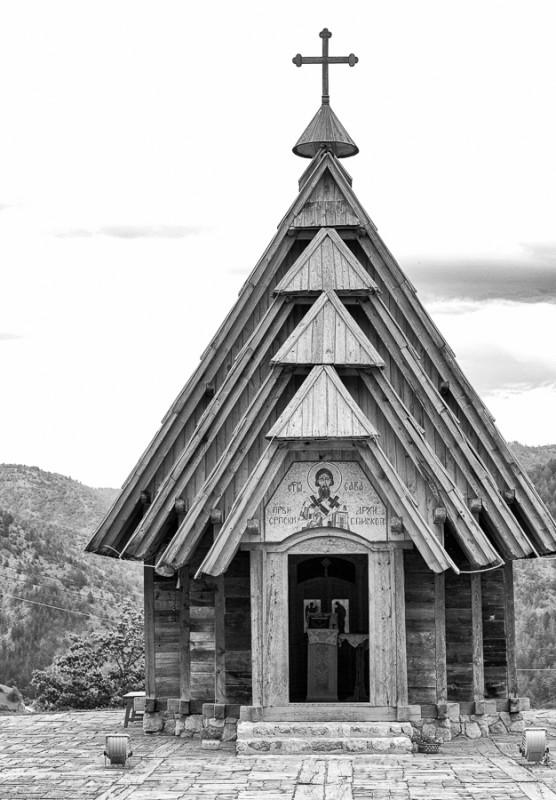 Mokra Gora Church