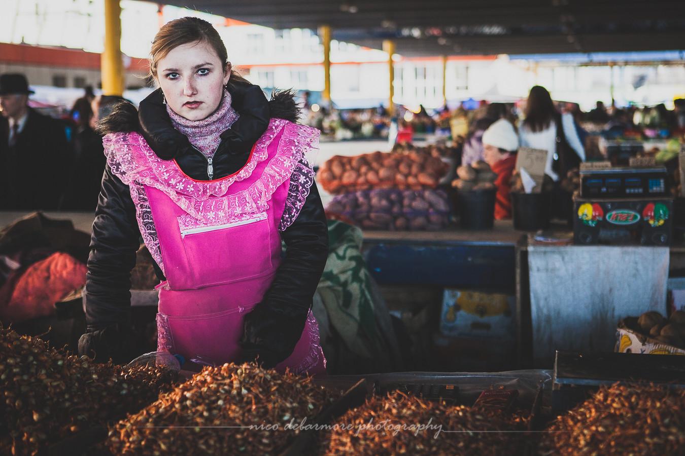 She Sells Onions